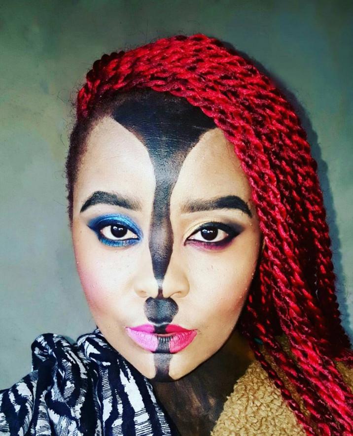 18 Illusion Makeup Designs Trends Ideas Design Trends