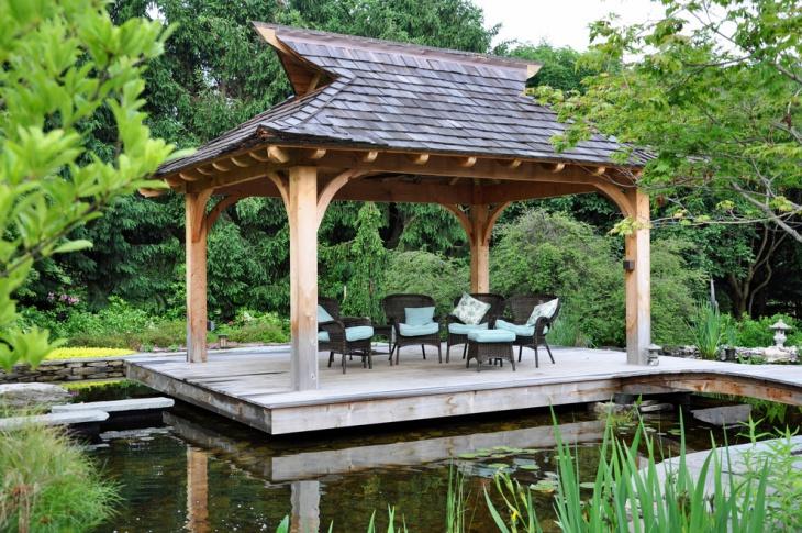20+ Floating Deck Designs, Ideas | Design Trends - Premium ... on Floating Patio Ideas id=12391