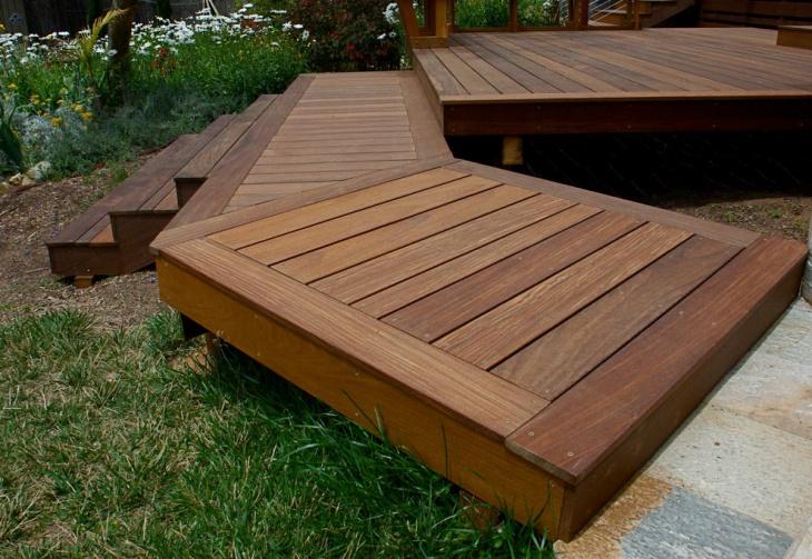 20+ Floating Deck Designs, Ideas | Design Trends - Premium ... on Floating Patio Ideas id=83147
