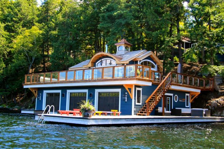 18 Boat House Designs Ideas Design Trends Premium