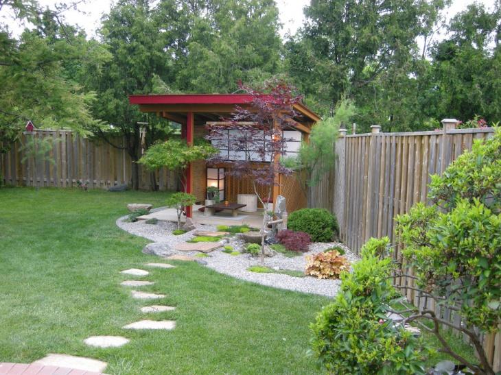 18+ Beautiful Zen Garden Designs, Ideas | Design Trends ... on Zen Garden Backyard Ideas id=35310