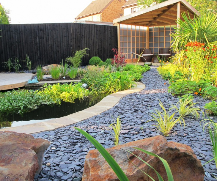 18+ Beautiful Zen Garden Designs, Ideas | Design Trends ... on Zen Backyard Ideas id=82382