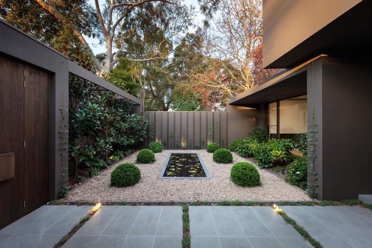 18+ Beautiful Zen Garden Designs, Ideas | Design Trends ... on Modern Backyard Landscape Ideas id=43016