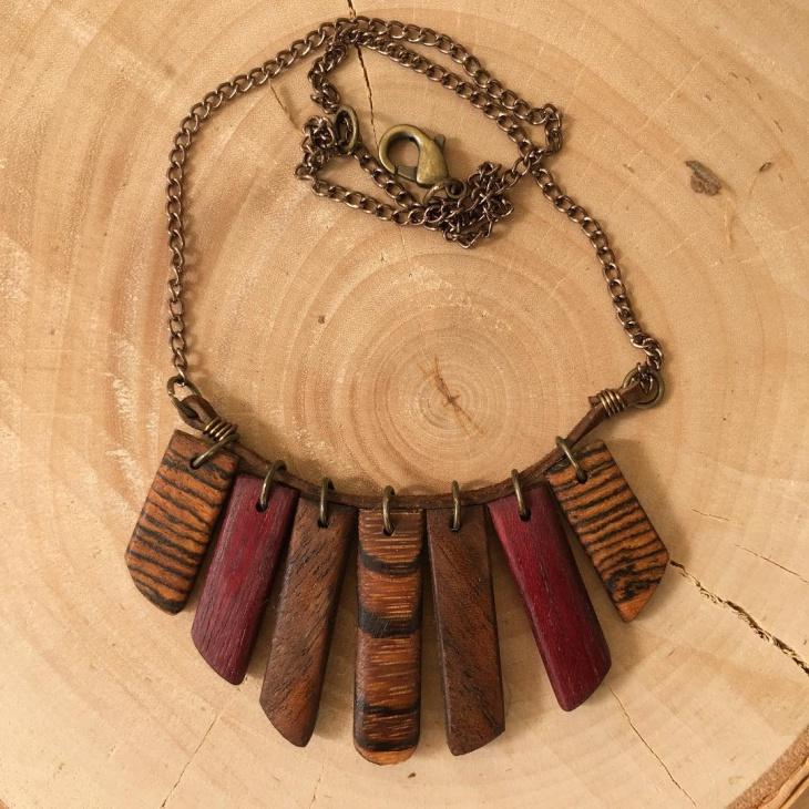 21 Wooden Jewelry Designs Ideas Design Trends