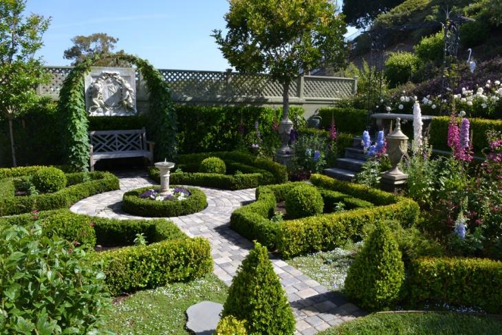 18+ Small Villa Designs, Ideas | Design Trends - Premium ... on Backyard Layout id=76896