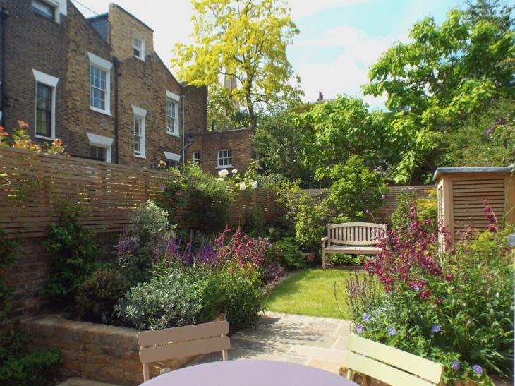 20+ Rustic Garden Designs, Ideas   Design Trends - Premium ... on Rustic Backyard Ideas id=50850