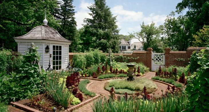 20+ Rustic Garden Designs, Ideas   Design Trends - Premium ... on Rustic Backyard Ideas id=59388