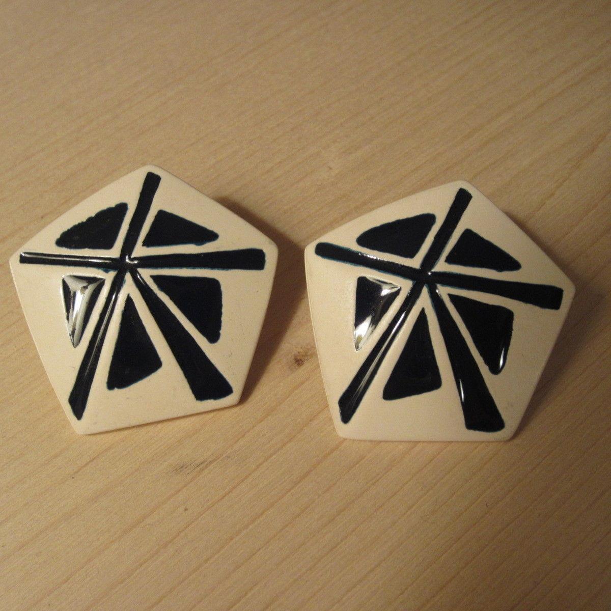 21 Geometric Earring Designs Ideas Models Design