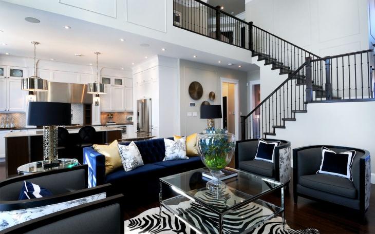 18 Living Room Stairs Designs Ideas Design Trends Premium