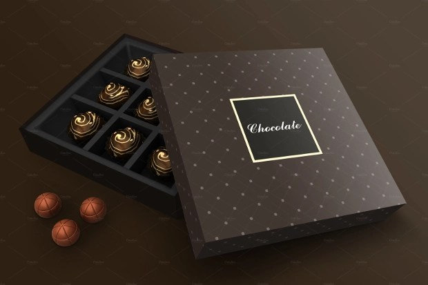 Download Candy Box Mockup - Free Download Mockup