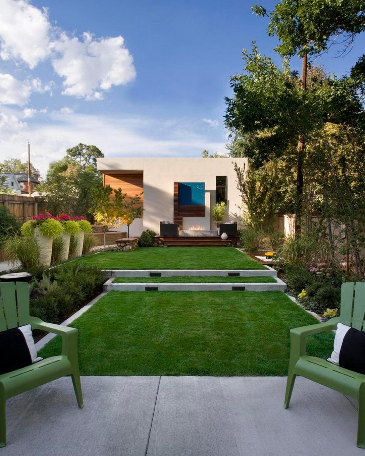 18+ Small Backyard Designs, Ideas | Design Trends ... on Narrow Backyard Landscaping Ideas  id=70593