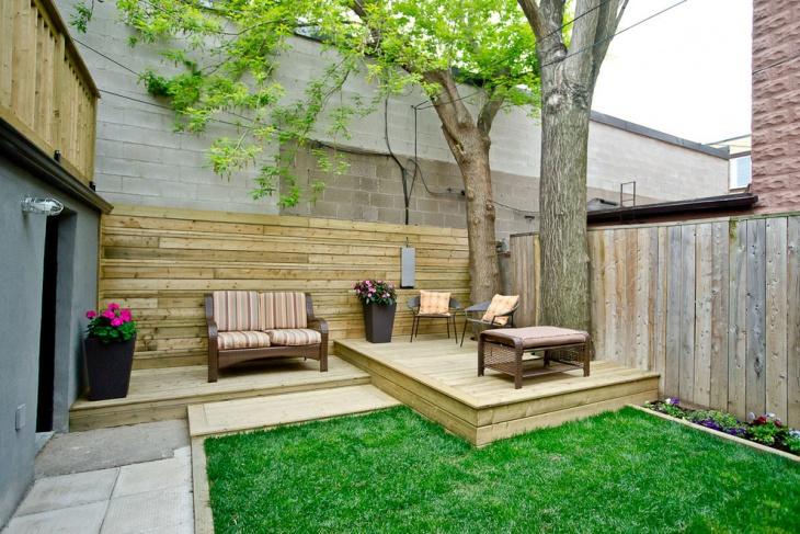 18+ Small Backyard Designs, Ideas | Design Trends ... on Small Backyard Decor id=41319