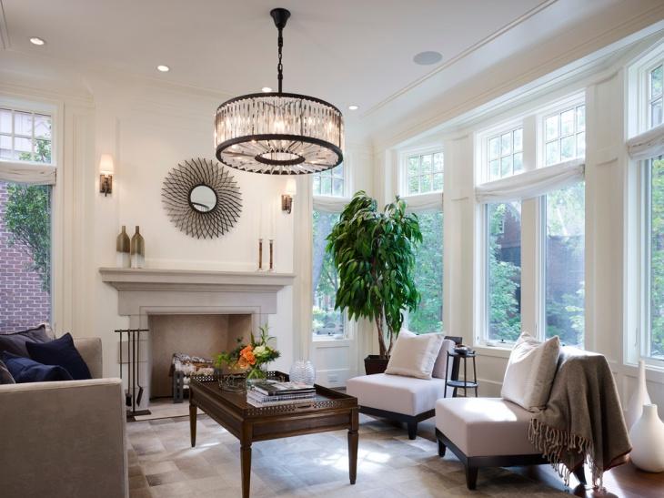 17+ Sunroom Lighting Designs, Ideas