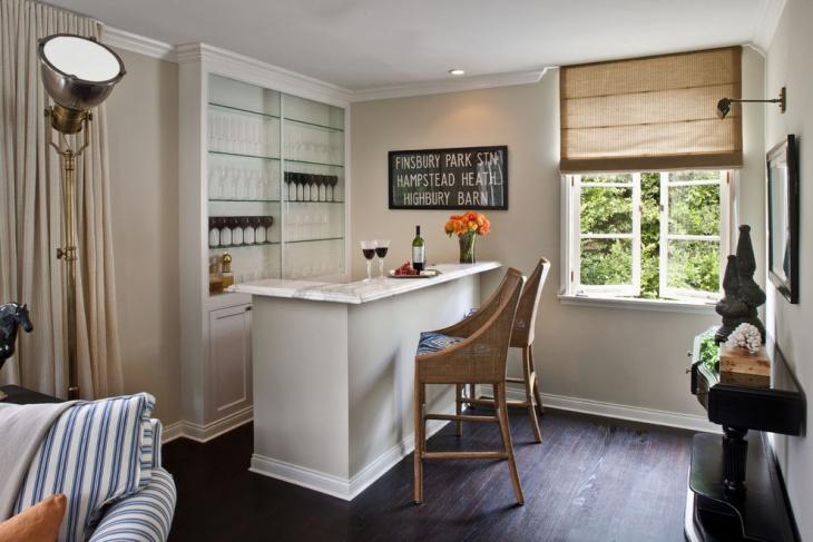 18 Small Home Bar Designs Ideas Design Trends