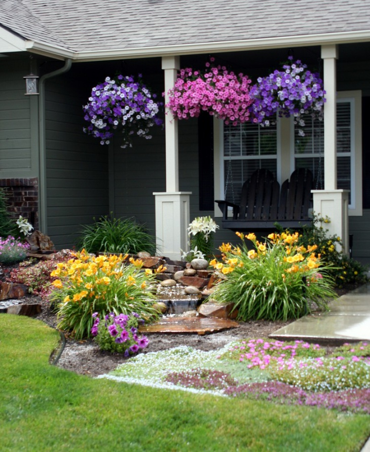 18+ Front Yard Landscaping Designs, Ideas | Design Trends ... on Best Backyard Landscaping id=75422