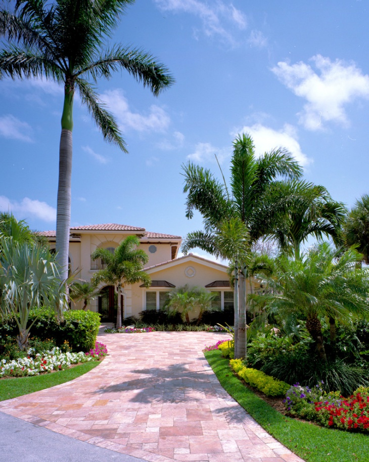 18+ Front Yard Landscaping Designs, Ideas | Design Trends ... on Tropical Landscaping Ideas For Small Yards id=50984