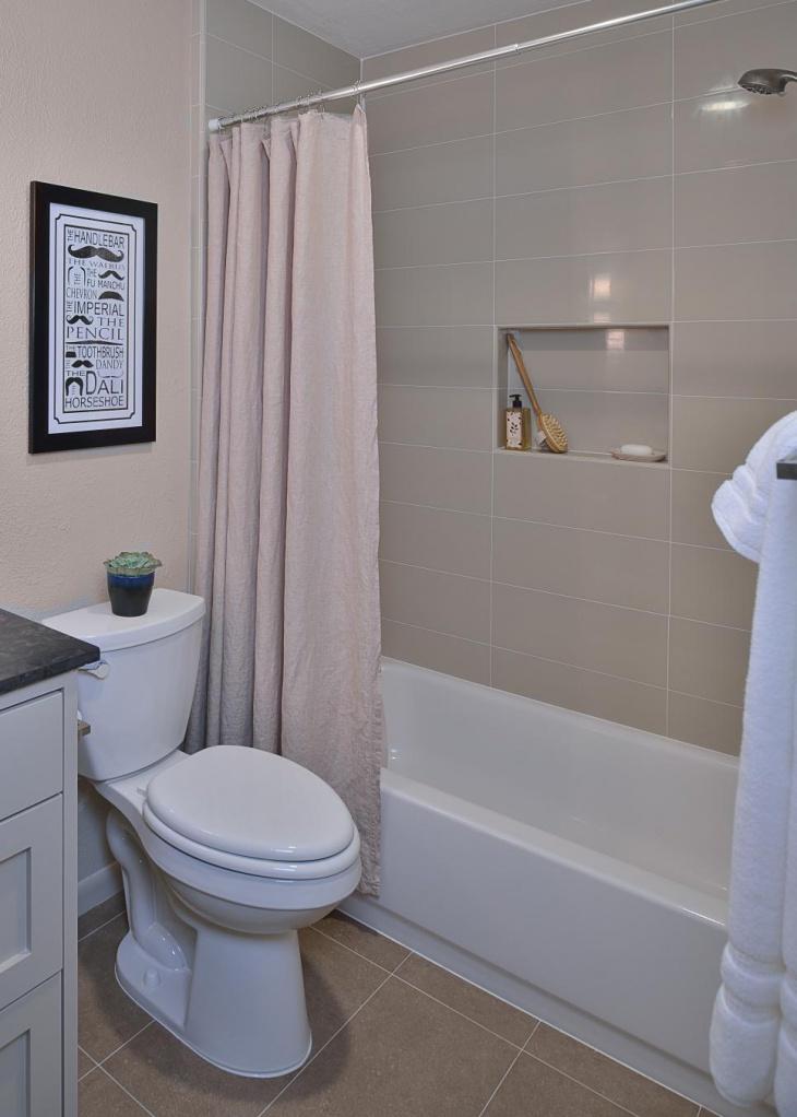 18+ Subway Tile Bathroom Designs, Ideas | Design Trends ... on Bathroom Ideas Subway Tile  id=61229