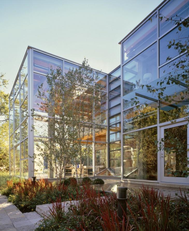 17+ Glass Building Designs, Ideas   Design Trends ... on Glass House Design Ideas  id=78912