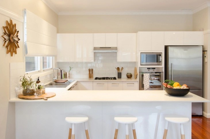 18 Small U Shaped Kitchen Designs Ideas Design Trends Premium Psd Vector Downloads
