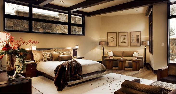 18+ Basement Bedroom Designs, Ideas