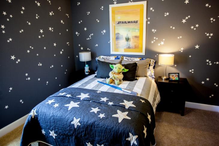 16 Star Wars Bedroom Designs Ideas Design Trends