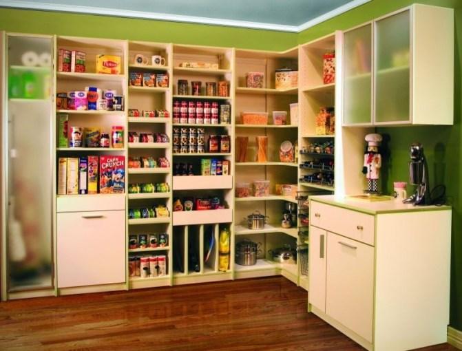 Design And Walk In Pantry Ideas Modern Open Shelving Custom Homes