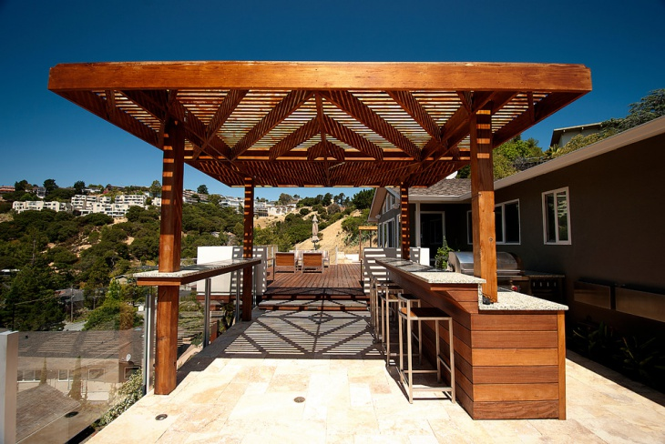 17+ Covered Deck Designs, Ideas | Design Trends - Premium ... on Covered Back Deck Designs id=78194