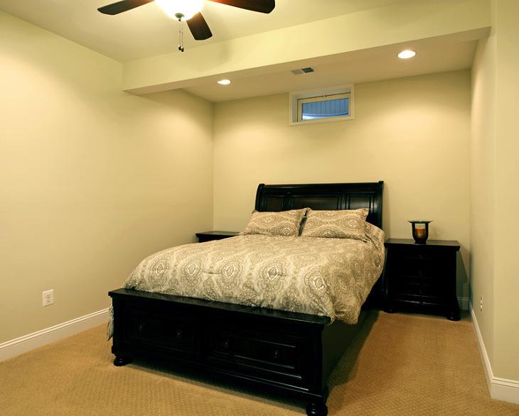 18+ Basement Bedroom Designs, Ideas | Design Trends ... on Bedroom Ideas For Men Small Room  id=56430