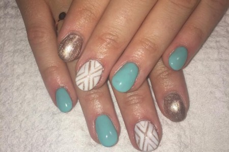 French Tip Acrylic Nails Round Edi Maps Full Hd Maps