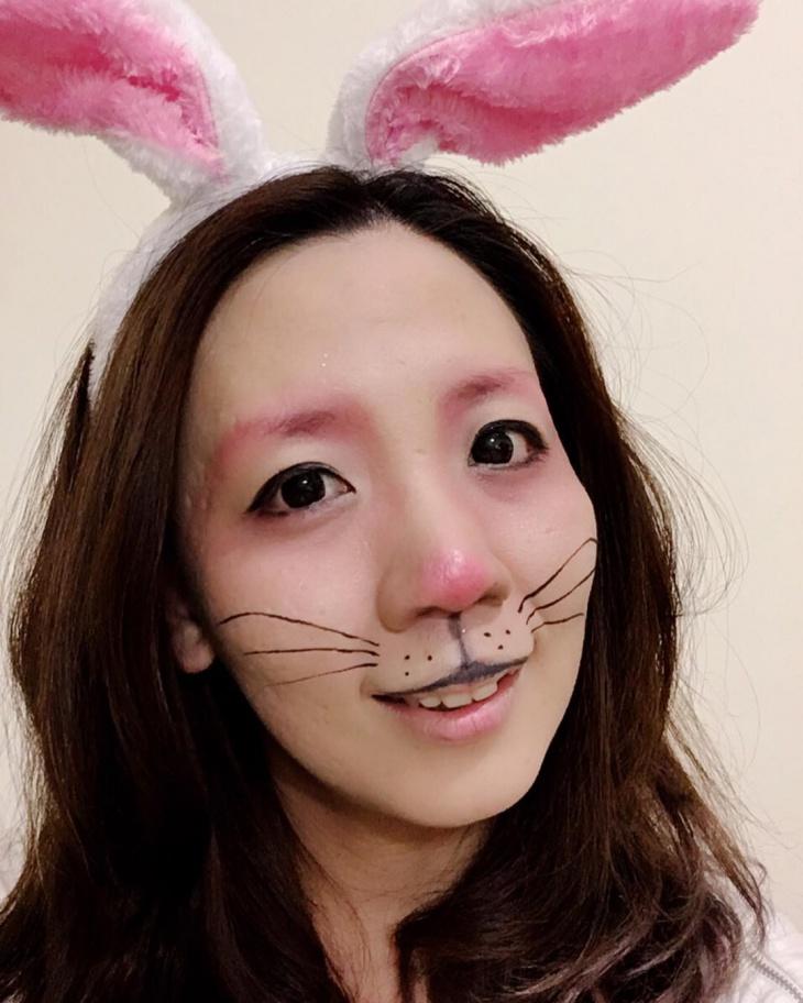 18 Rabbit Makeup Designs Trends Ideas Design Trends