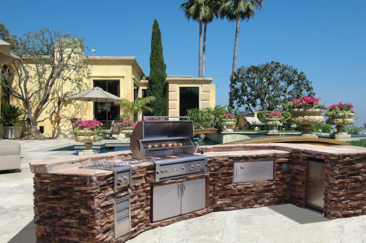 46+ Outdoor Designs, Ideas | Design Trends - Premium PSD ... on Luxury Backyard Design  id=69371