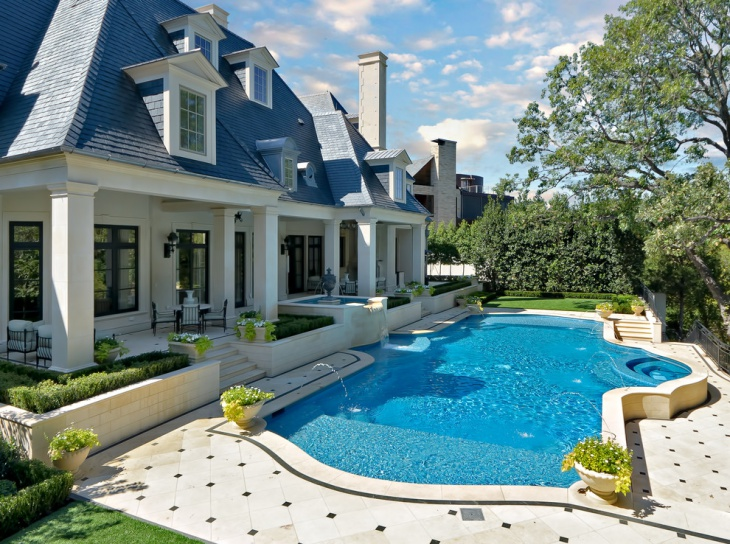 49+ Backyard Designs, Ideas | Design Trends - Premium PSD ... on Luxury Backyard Design  id=22543