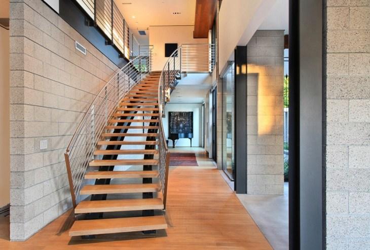 46 Stair Designs Ideas Design Trends Premium Psd   Open Tread Staircase Designs
