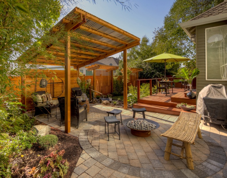 46+ Roof Designs, Ideas | Design Trends - Premium PSD ... on Roof For Patio Ideas id=33201