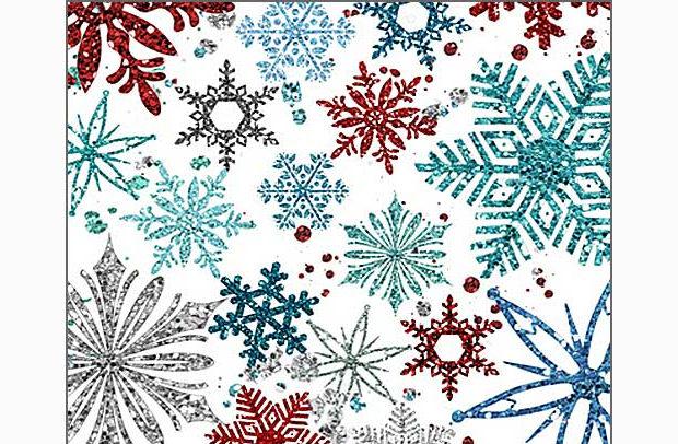 20 Snowflake Designs Free Printable PSD AI JPG PNG