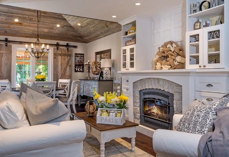 Farmhouse Chic Decor