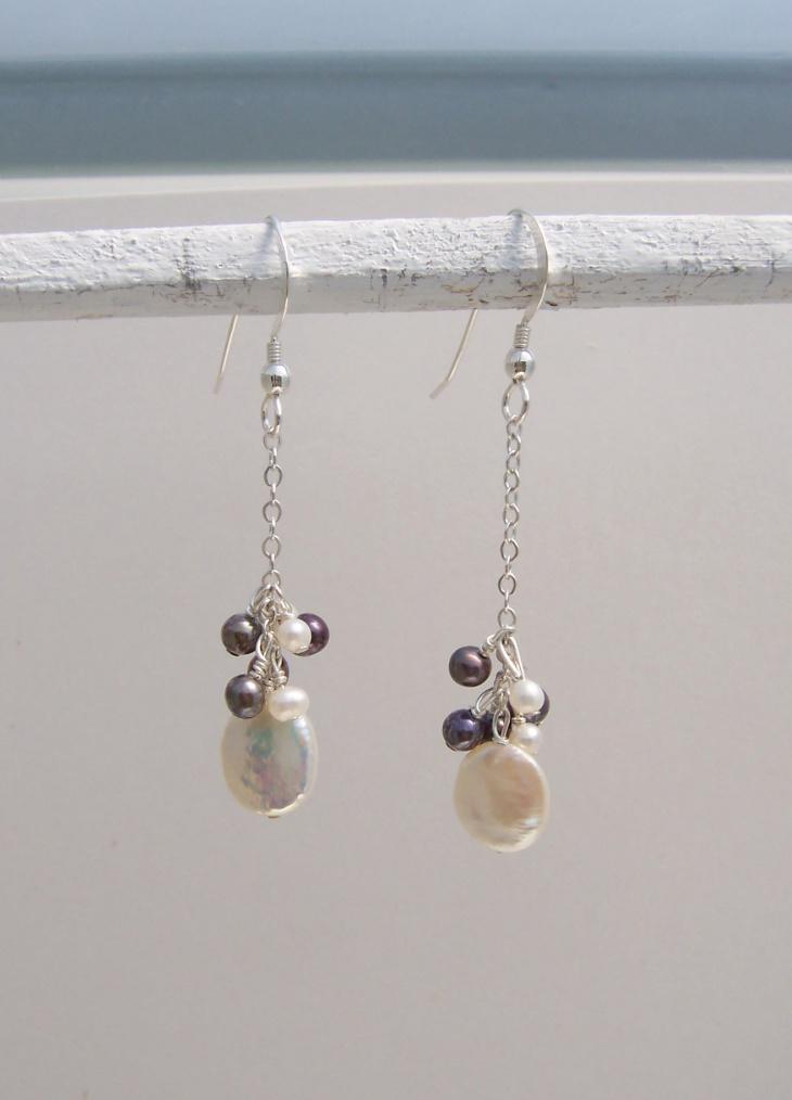 20 Pearl Earrings Designs Ideas Design Trends