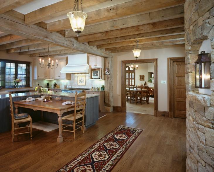 20 Rustic Kitchen Designs Ideas Design Trends Premium PSD Vector Downloads