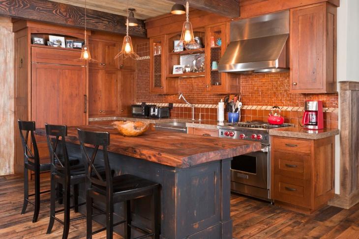 20 Rustic Kitchen Designs Ideas Design Trends