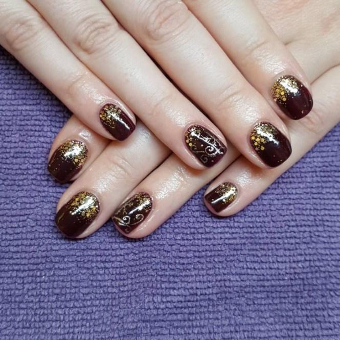Nail Art For Short Bitten Nails Gallery