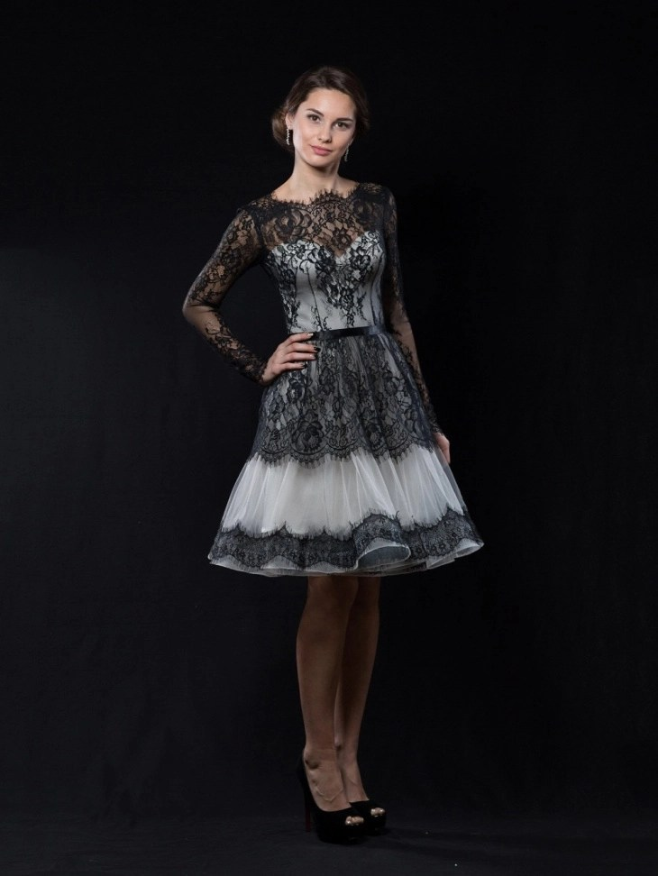 15 Black Wedding Dress Designs Ideas Design Trends