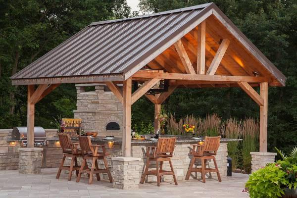 15+ Outdoor Bar Designs, Ideas   Design Trends - Premium ... on Outdoor Bar Patio Ideas id=82908