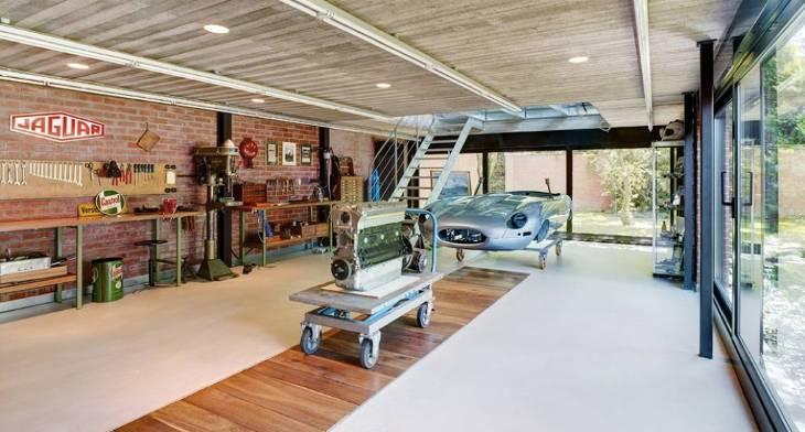 15+ Garage Designs, Ideas | Design Trends - Premium PSD ... on Garage Decorating Ideas  id=54057