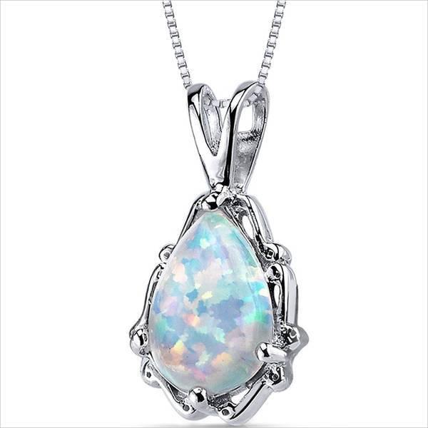 10 Opal Necklace Designs Ideas Design Trends Premium