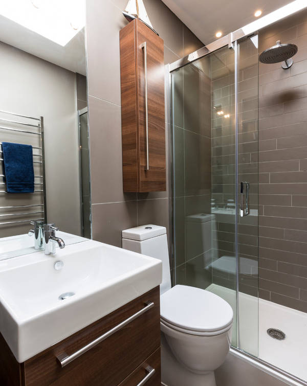 15+ Small Bathroom Design, Ideas | Design Trends - Premium ... on Small Bathroom Remodel Ideas  id=73207