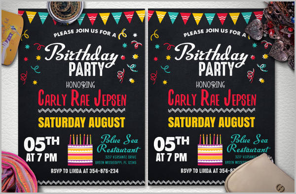 35 Invitation Flyer Designs Design Trends Premium PSD