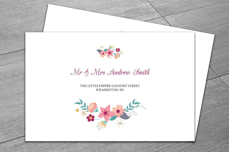 10+ Wedding Envelope Designs