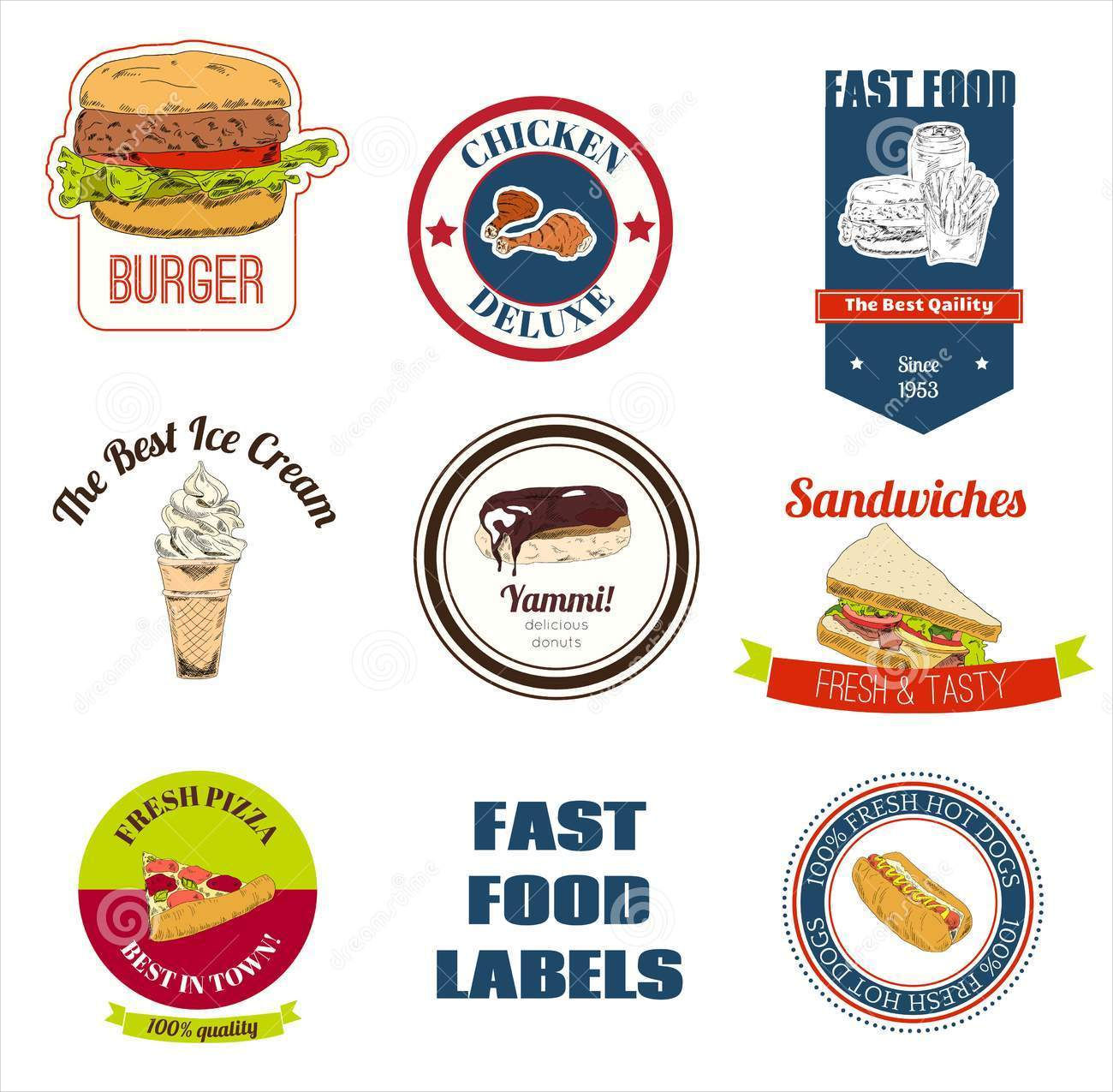 16 Food Label Designs Design Trends