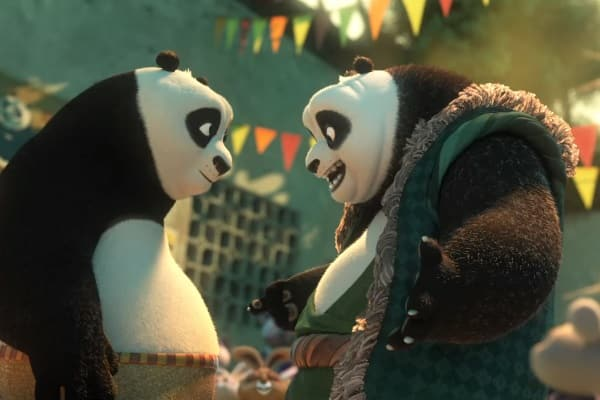 Grand Opening For Kung Fu Panda 3