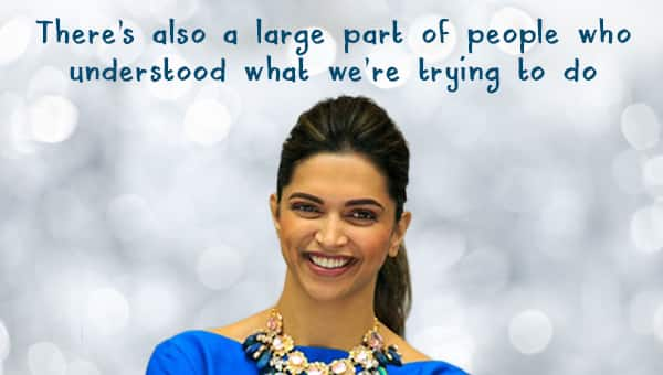 Deepika Padukone Finally Breaks Her Silence Over The My Choice Video